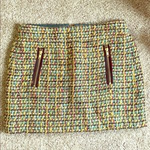 WORN ONCE. Mini skirt.